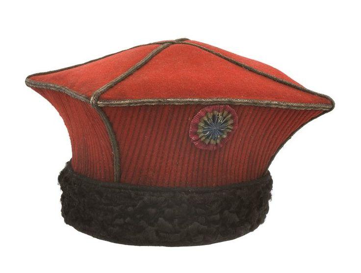 Confederatka dei lancieri rossi del 2 rgt. lancieri olandesi della guardia imperiale