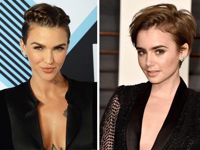 más de 25 ideas increíbles sobre dejando crecer el pelo corto en