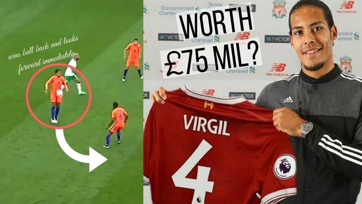 Virgil Van Dijk Analysis - How To Play Out Of The Back Like Liverpools R...