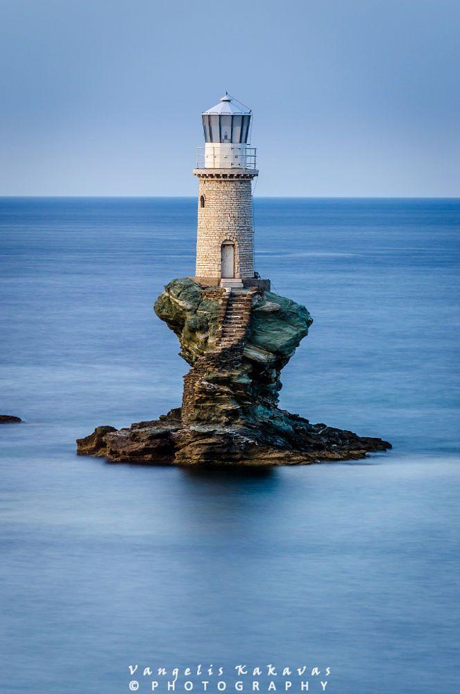 Faro En Grecia.