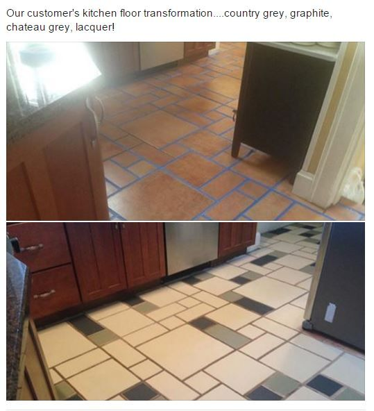 1000+ Images About Chalk Paint® On FLOORS