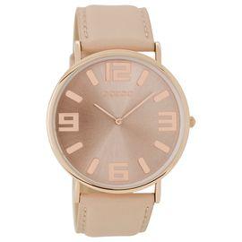 42mm Rose Gold Watch - Blush Pink
