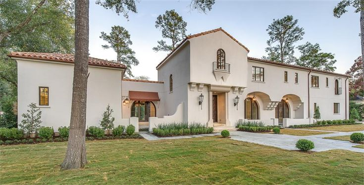 Spanish colonial colonial and spanish on pinterest for Colonial style houses for sale
