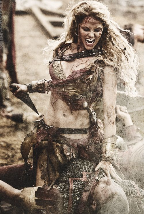 Her ferocity in battle was unmatched. The wolf inside her longed to be free. (Acealine in battle)