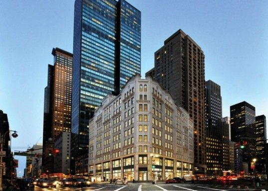 Nyc S Historic Argonaut Building Achieves Leed Gold After