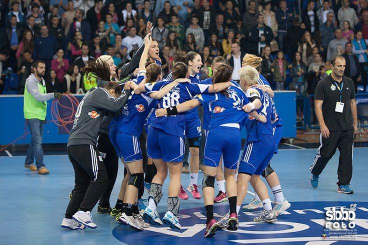**VIDEO** Dinamo - Buducnost 18 - 25. Cristina Neagu, lider în Grupa 1 a Ligii Campionilor