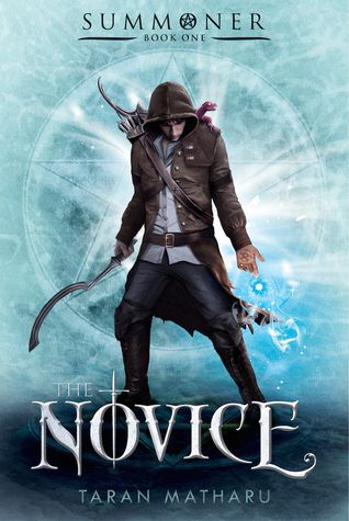 ARC Review: The Novice by Taran Matharu