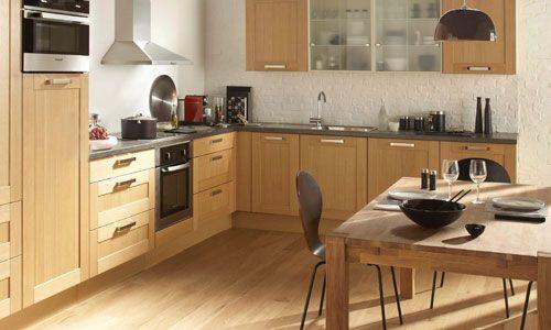 Id e d co cuisine bois recherche google d co maison pinterest cuisine - Cuisine en bois nature et decouverte ...