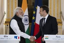 India & France decide to cooperate in fight against terrorism, climate change https://onlinetyari.com/latest-news-articles/india-amp-france-decide-to-cooperate-in-i45519.html #onlinetyari #terrorism #climate change