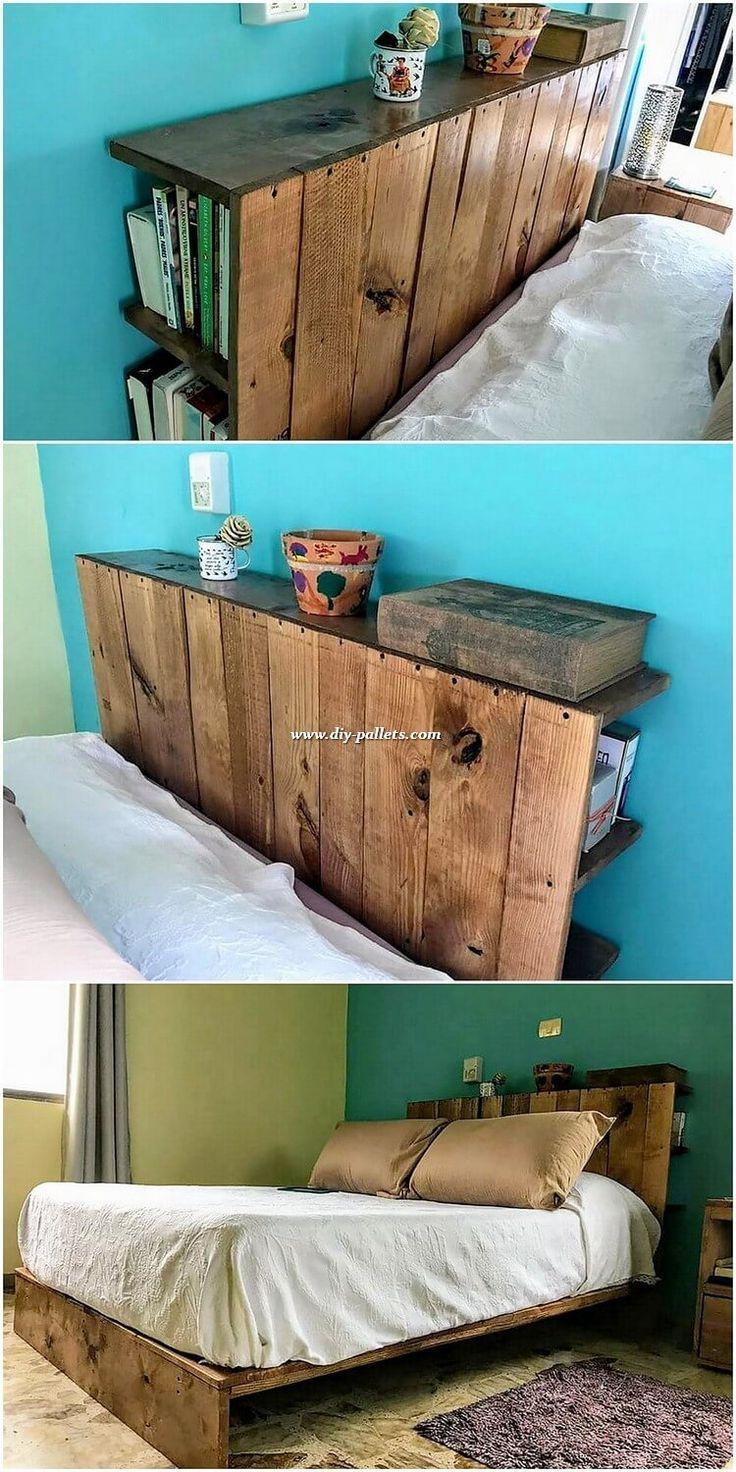 Wood Pallets Pallet Beds
