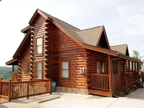 14 Best Images About 3 Bedroom Gatlinburg Pigeon Forge Smoky Mountain Log Cabins On Pinterest