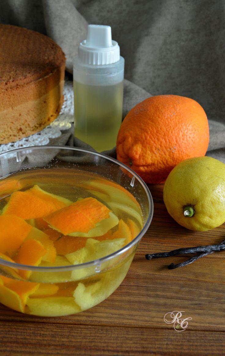 Bagna analcolica per torte   http://blog.giallozafferano.it/rafanoecannella/bagna-analcolica-per-torte/
