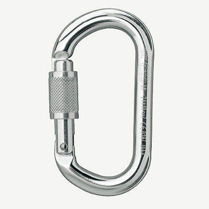 Petzl: M33 TL Aluminum Carabiner,OK Triact-Lock #TheFireStore