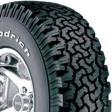 BF Goodrich Tires Part 37130 - LT285/70R17, All-Terrain T/A KO