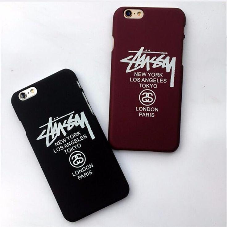 stussy phone case iphone 6