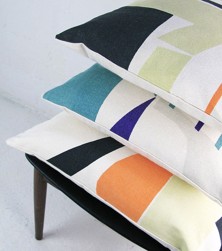 Tamasyn Gambell | Slice Cushions | www.tamasyngambell.com