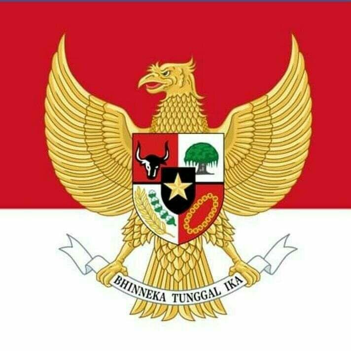 Pin Oleh Kusnulkhatimah Di Lambang Negara Lambang Negara Seni 3d Tokoh Sejarah