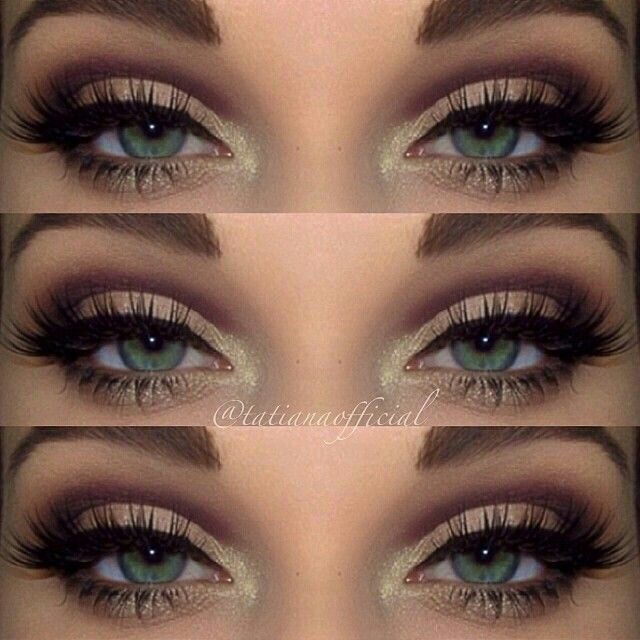 Green eyes MakeUp | Makeup | Pinterest | Inspiration ...