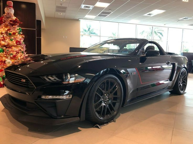 2019 Ford Mustang 2019 Ford Mustang Convertible GT Premium