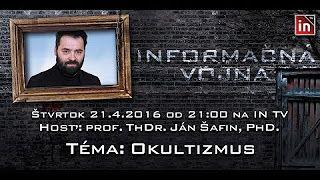 informacna vojna 2016 - YouTube