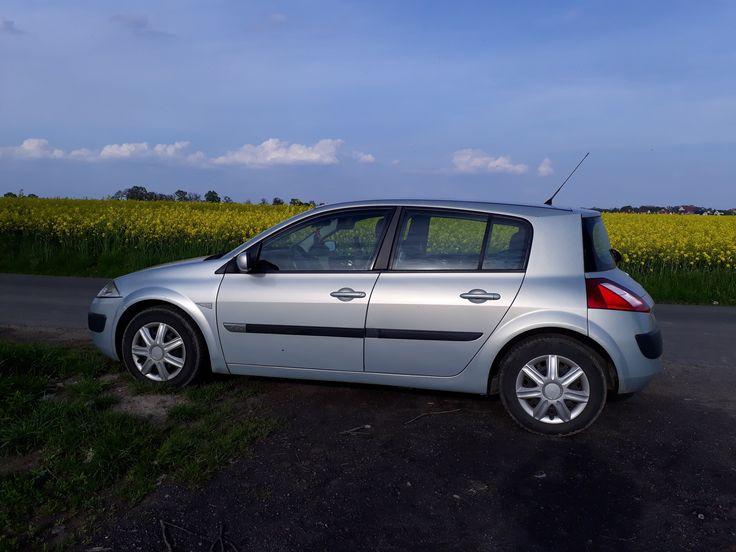 Renault.Megane II (Większyce)