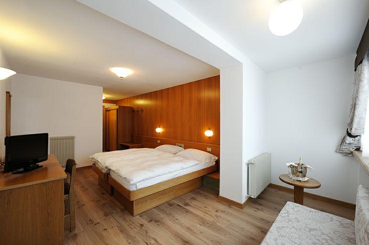 Per chi ama il relax, le Camere Stuperior offrono 18/20 mq per un soggiorno ancor più gradevole e all'insegna della tranquillità.