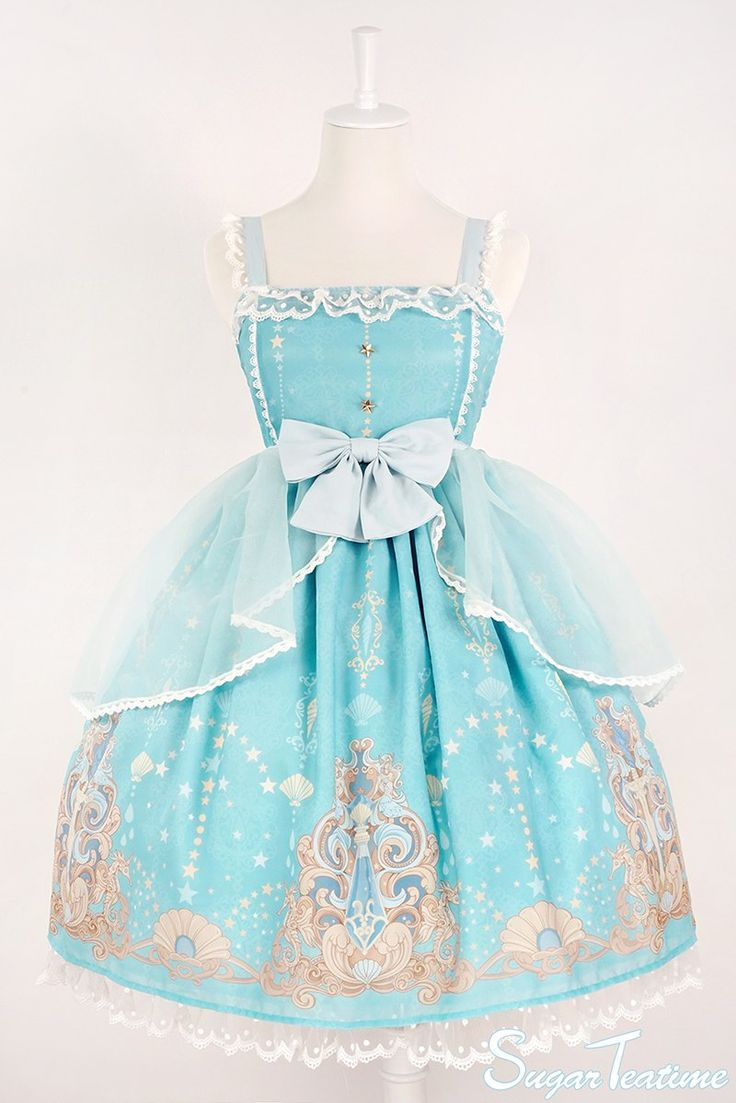 75 best Dream Lolita Dresses images on Pinterest | Lolita fashion ...