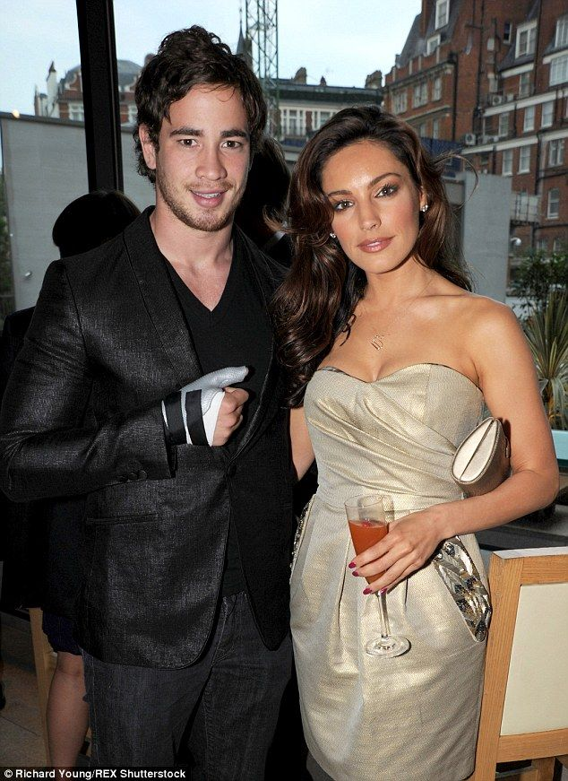 Heartbroken: Danny famously described Kelly Brook as his only 'serious' girlfriend and admitted he needed therapy for depression after their split for the second time in 2013