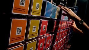 Museu da Vida - Interaction Cubes on Vimeo