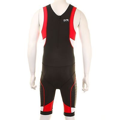 Tyr #competition triathlon front #zippped tri suit swimsuit mens #black/red-,  View more on the LINK: 	http://www.zeppy.io/product/gb/2/191992388223/