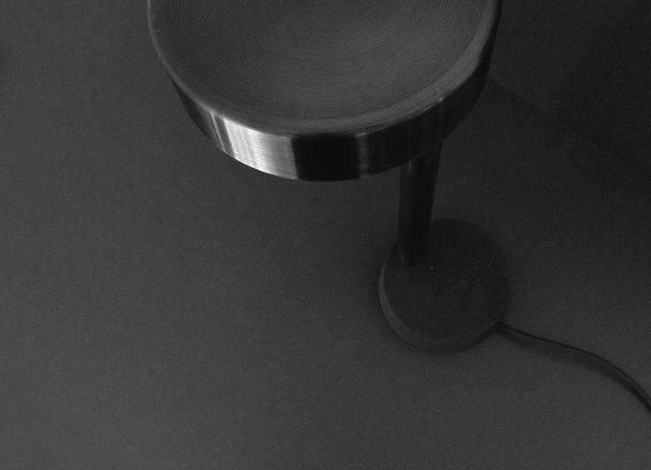 Table light - Black LIGHT, design: MAAJO