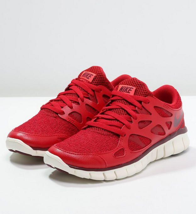 Nike Sportswear FREE RUN 2 EXT Baskets basses gym red/deep granate/bright crimson/sail prix Baskets Femme Zalando 120,00 €