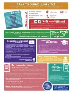 Tips para armar tu currículum vitae #egresados #estudiantes #umayor