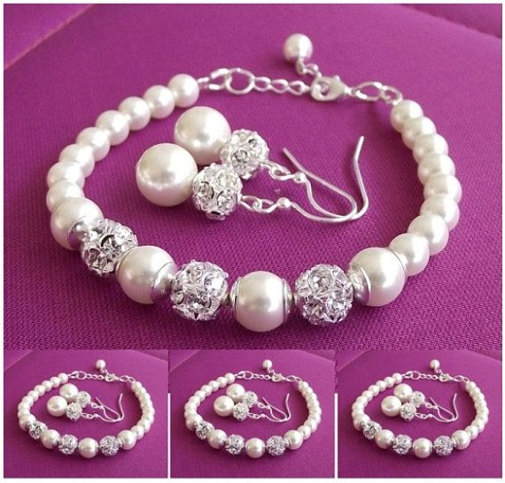 1000+ Ideas About Wedding Jewelry Sets On Pinterest