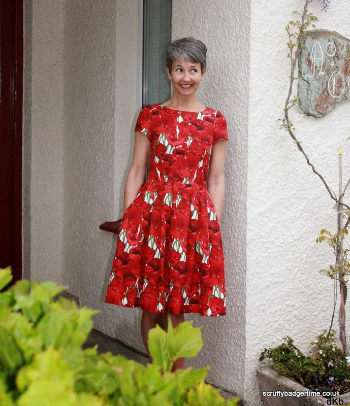 The Happily Ever After Dress by @Scruffybadger #sewdollyclackett