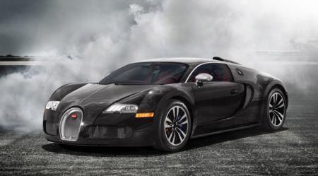Bugatti Veyron Supersport Insane!