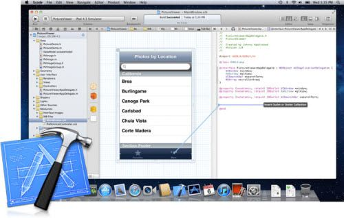 This is Part I of Beginner's Guide to iOS Development: Building Your First App articles that teach you the basics of building an iPhone app.