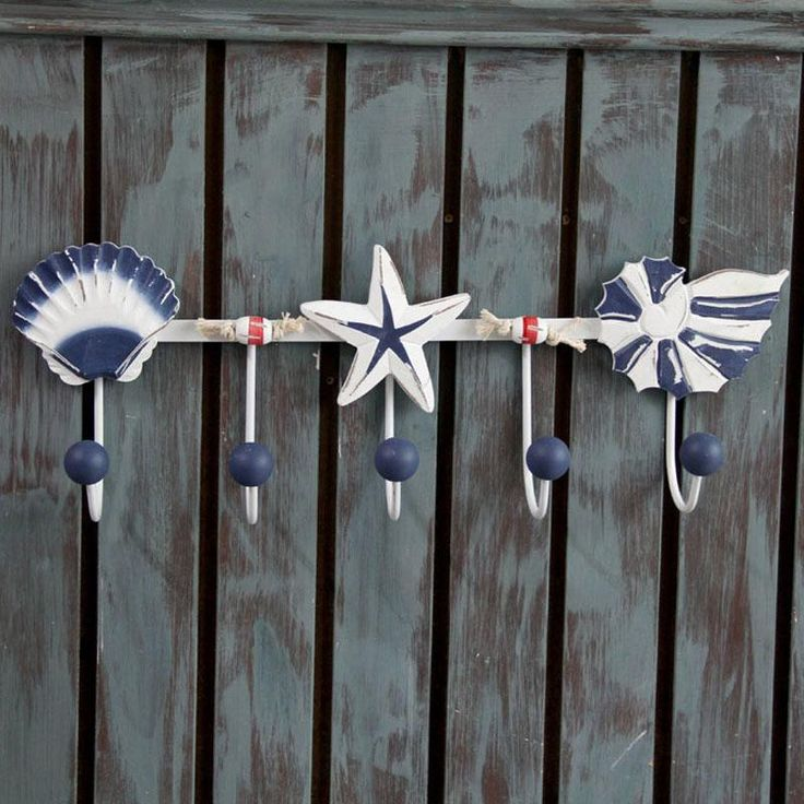 Nautical Hooks Hanger