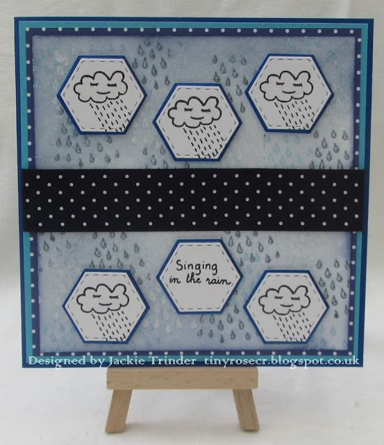 Tinyrose's Craft Room: Isobel Craft Collection - Singing in the Rain