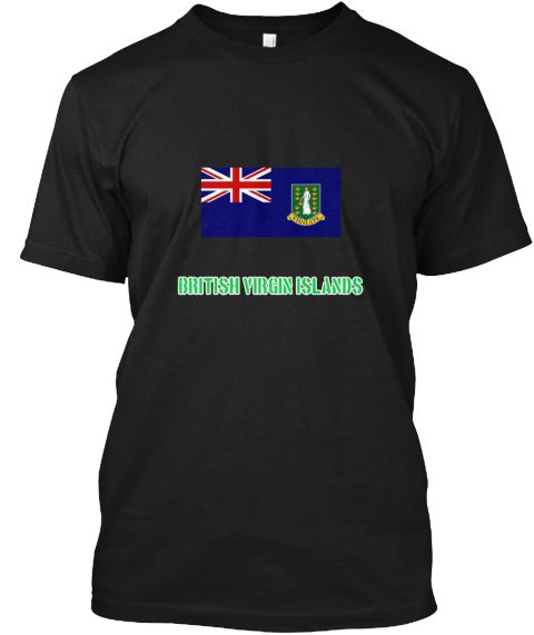 British Virgin Islands Flag Stencil Gree Black T-Shirt Front - This is the perfect gift for someone who loves British Virgin Islands. Thank you for visiting my page (Related terms: I Heart British Virgin Islands,British Virgin Islands,British Virgin Islander,British Virgin Islands #British Virgin Islands, #British Virgin Islandsshirts...)