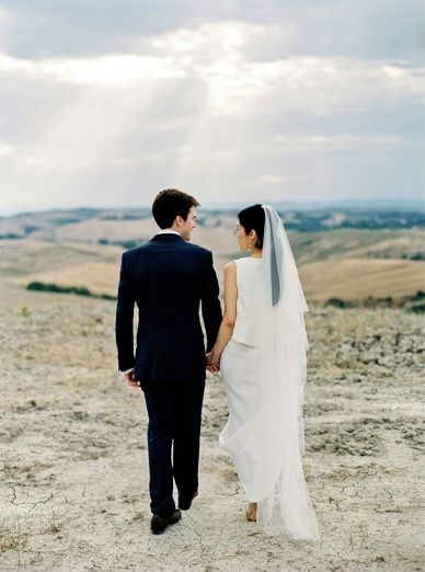 Tuscany destination wedding & travel photography on film | Pia Clodi | Peaches & Mint