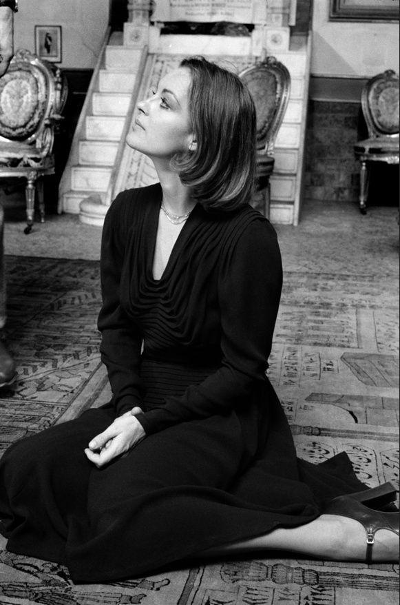 Photos : quand Zulawski faisait tourner Romy Schneider dans «L'important c'est d'aimer»   Vanity Fair