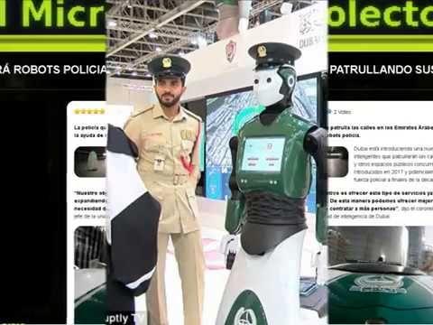 Santiago Niño Becerra- IA, robotics , futuro q nos espera, mayor parque ...