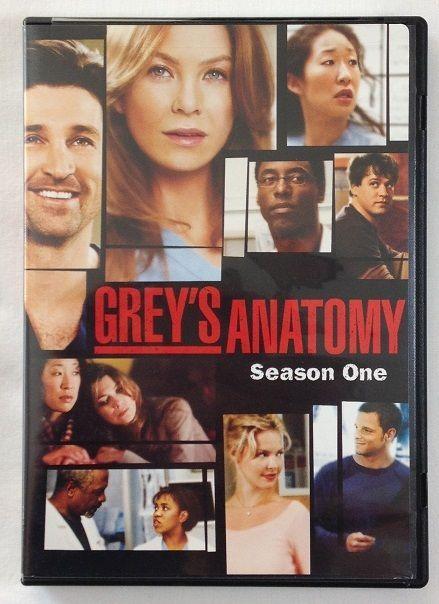 Grey's Anatomy - Season 1 (DVD - 2006 - 2 Disc Set)