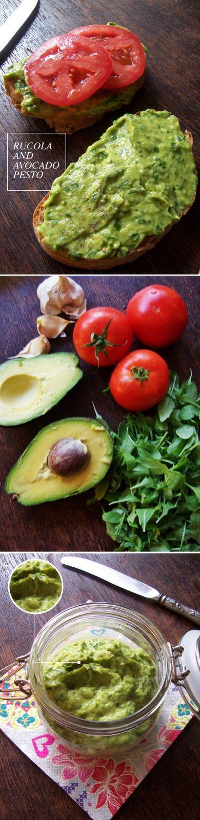 exPress-o: exPress-o Originals: Rucola & Avocado Pesto