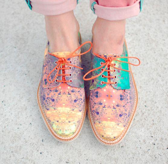 amazing Miista Zoe Neptune Oxfords #shoes