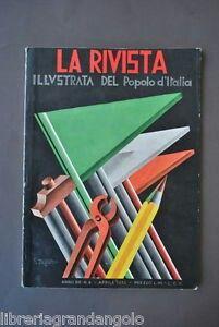 La rivista illustrata del popolo d'Italia