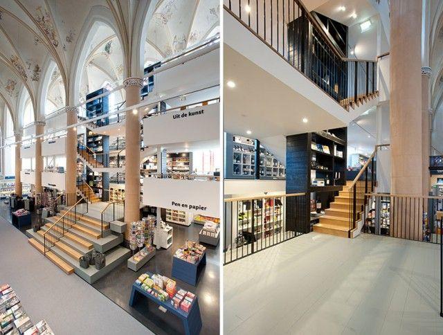 Church Transformed into Bookstore-12