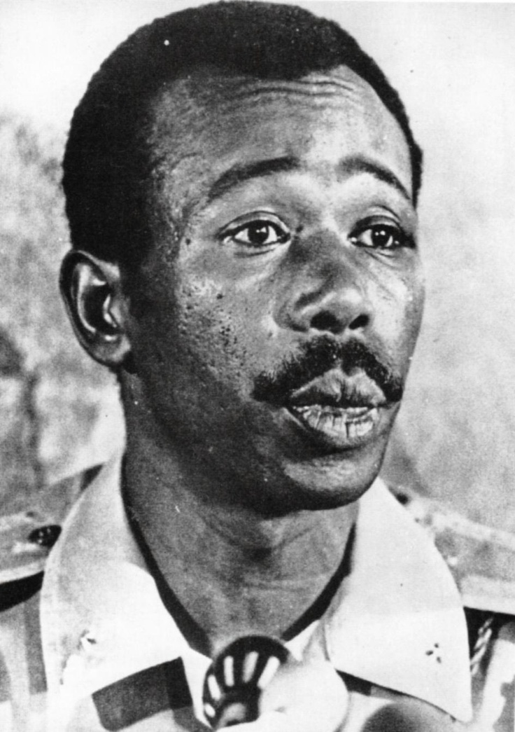 Mengistu Haile Mariam was the head of the Derg, the Communist military junta that governed Ethiopia from 1974 to 1987, and President of the People's Democratic Republic of Ethiopia from 1987 to 1991.  He oversaw the Ethiopian Red Terror of 1977–1978, a campaign against the Ethiopian People's Revolutionary Party and other anti-Derg factions. He fled to Zimbabwe in 1991 at the conclusion of the Ethiopian Civil War