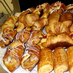 how to make flaxy pastry from scratch